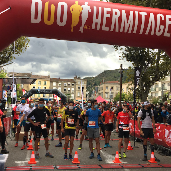 depart Duo de l'Hermitage 2020