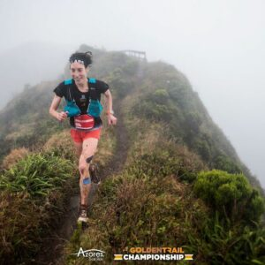 M. Mathys vainqueur Golden Trails Series 2020