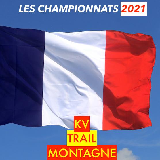 LES-CHAMPIONNATS de FRANCE-2021-KV-TRAIL-MONTAGNE