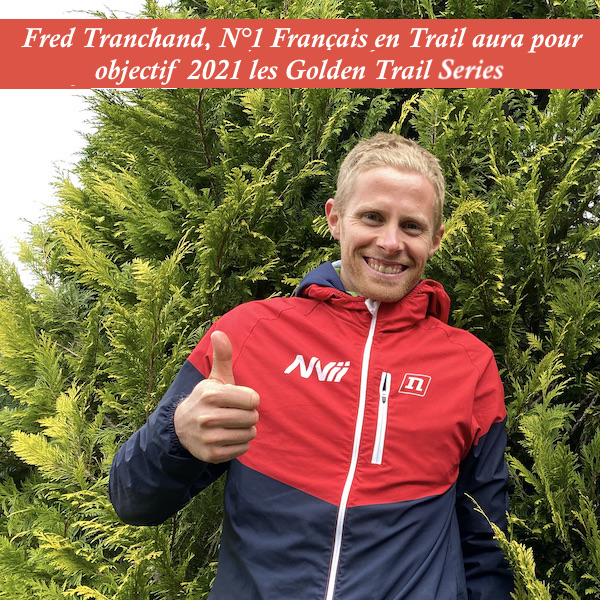 Frederic Tranchand - Team Scott 2021