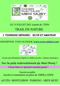 AFFICHE CHAISE MUSY'CALES
