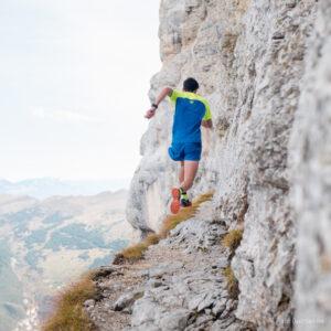 Lucas Dupuy - Record Mont AIguille 2020